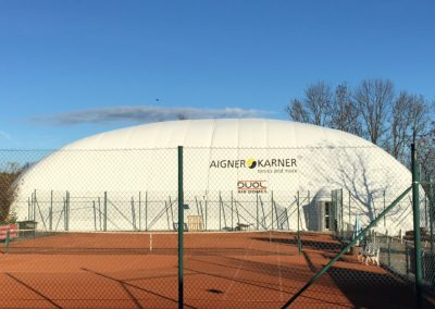 Munich Air Dome - Completed