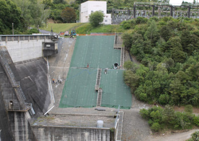 Karapiro Hydro Dam – Waikato, New Zealand