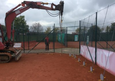 Munich Air Dome - Permanent Structure installed with Platipus