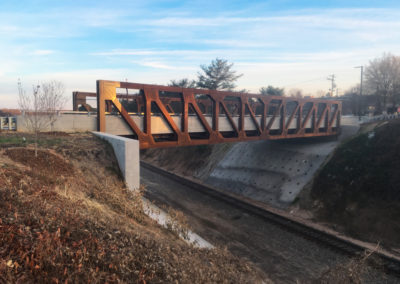 Slope Stabilization Winston Salem secured with Platipus Earth anchoring system