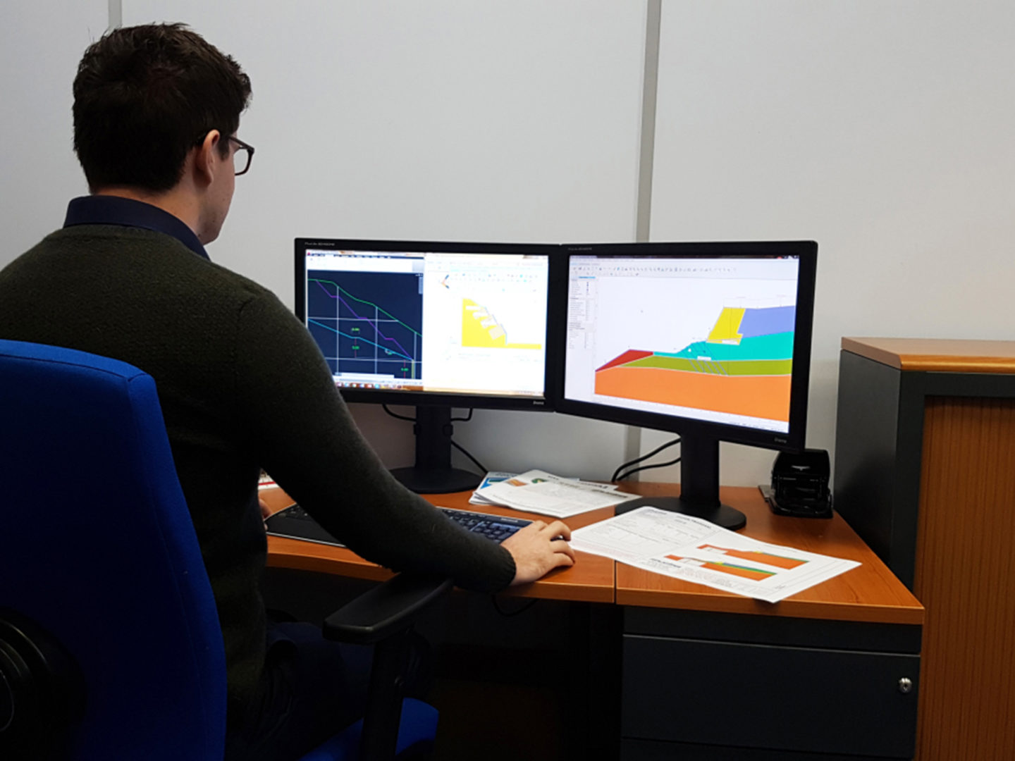 Geotechnical Guidance and Support