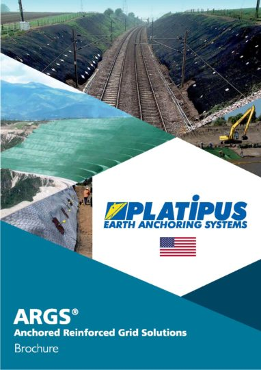 Platipus ARGS Brochure Cover - US